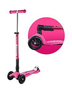 Micro Scooter Foldable Maxi Micro Deluxe – Pink Best Price, Cheapest Prices
