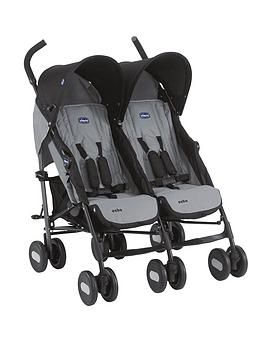 Chicco Echo Twin Pushchair Best Price, Cheapest Prices