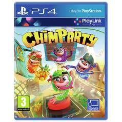 Chimparty PS4 Game Best Price, Cheapest Prices
