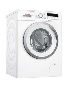 Bosch Serie 4 WAN24108GB 8kg Load, 1400 Spin Washing Machine with VarioPerfect™ - White  Best Price, Cheapest Prices