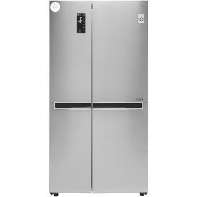 LG GSB760PZXV American Fridge Freezer - Stainless Steel - A+ Rated Best Price, Cheapest Prices