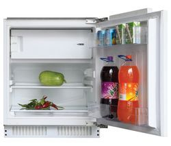 HOOVER HBRUP 164 NK Integrated Fridge - Fixed Hinge Best Price, Cheapest Prices
