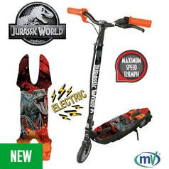 Jurassic World 12V Electric Scooter Best Price, Cheapest Prices
