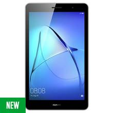 Huawei MediaPad T3 8 Inch 16GB Tablet - Grey Best Price, Cheapest Prices