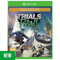 Trials Rising Gold Edition Xbox One Game Best Price, Cheapest Prices