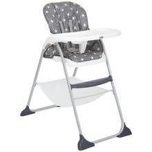 Joie Mimzy Snacker Highchair - Twinkle Linen Best Price, Cheapest Prices