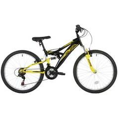 Flite Taser 14 Inch Dual Suspension Bike - Boys Best Price, Cheapest Prices