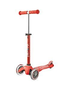 Micro Scooter Mini Micro Deluxe &Ndash; Red Best Price, Cheapest Prices