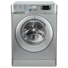 Indesit BWE91484X 9KG 1400 Spin Washing Machine - Silver Best Price, Cheapest Prices