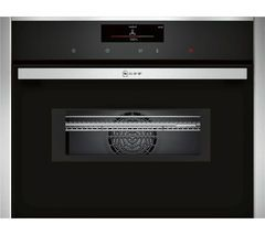 NEFF C28MT27N0B Built-in Combination Microwave - Stainless Steel Best Price, Cheapest Prices