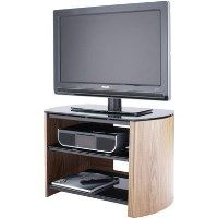 Alphason FW750-LO/B Finewoods TV Stand for up to 37