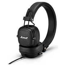 Marshall Major III On-Ear Headphones - Black Best Price, Cheapest Prices