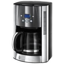 Russell Hobbs Luna Filter Coffee Machine - Grey Best Price, Cheapest Prices