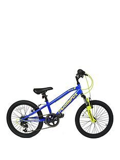 Muddyfox Outlaw Hardtail Boys Mountain Bike 20 inch Wheel Best Price, Cheapest Prices