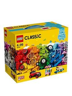 LEGO Classic 10715 Bricks on a Roll Best Price, Cheapest Prices