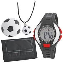 Tikkers Black Digital Watch Set Best Price, Cheapest Prices