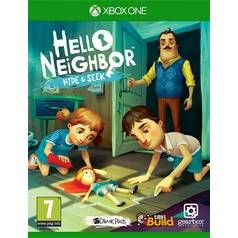 Hello Neighbor: Hide and Seek Xbox One Game Best Price, Cheapest Prices