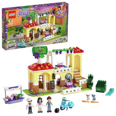 LEGO Friends Heartlake City Restaurant Playset - 41379 Best Price, Cheapest Prices