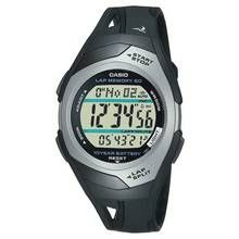 Casio Black Resin Strap 60 Lap illuminator Watch Best Price, Cheapest Prices