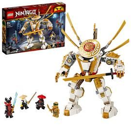 LEGO Ninjago Legacy Golden Mech Building Set - 71702 Best Price, Cheapest Prices