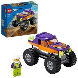 LEGO City Great Vehicles Monster Truck Toy - 60251 Best Price, Cheapest Prices