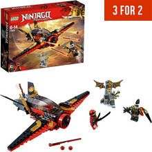 LEGO Ninjago Destiny's Wing - 70650 Best Price, Cheapest Prices