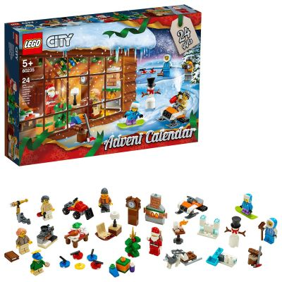 LEGO City Advent Calendar Building Set - 60235 Best Price, Cheapest Prices