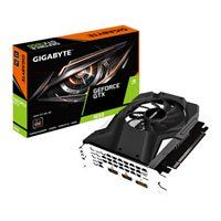 Gigabyte GeForce GTX 1650 MINI ITX OC 4GB GDDR5 Graphics Card, 896 Core, 1485MHz GPU, 1680MHz Boost Best Price, Cheapest Prices