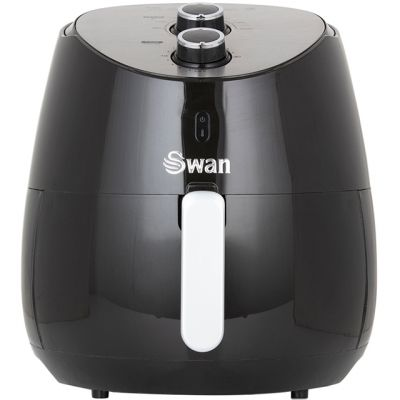 Swan Manual Air SD46010N Fryer - Black Best Price, Cheapest Prices