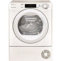 Candy GSVC10TE 10kg Freestanding Condenser Tumble Dryer With EasyCare - White Best Price, Cheapest Prices