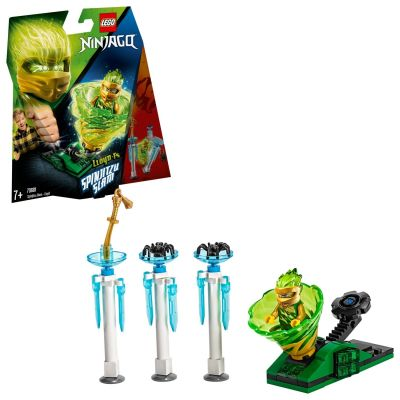 LEGO Ninjago Spinjitzu Slam Lloyd Ninja Toy - 70681 Best Price, Cheapest Prices