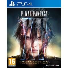 Final Fantasy XV Royal Edition PS4 Game Best Price, Cheapest Prices