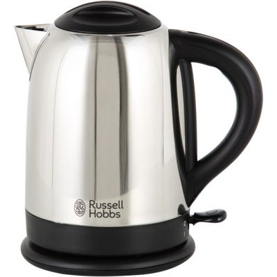 Russell Hobbs Dorchester 20095 Kettle - Polished Stainless Steel Best Price, Cheapest Prices