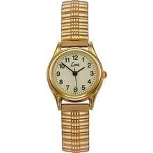 Limit Ladies' Gold Plated Glow Dial Expander Watch Best Price, Cheapest Prices