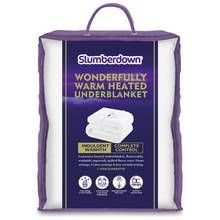 Slumberdown Electric Blanket - Double Best Price, Cheapest Prices