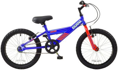 Piranha 18 Inch Iguana Kid's Mountain Bike Best Price, Cheapest Prices