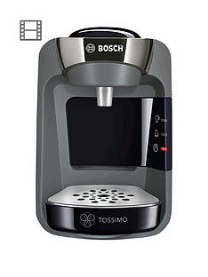 Tassimo Tas3202Gb Suny Coffee Machine - Black Best Price, Cheapest Prices