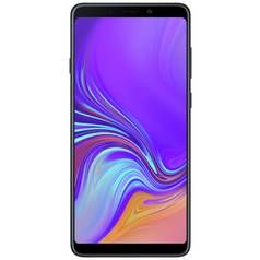 SIM Free Samsung Galaxy A9 128GB Mobile Phone - Black Best Price, Cheapest Prices