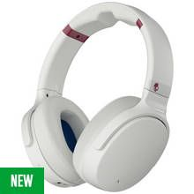 Skullcandy Venue Over-Ear Wireless Headphones - White Best Price, Cheapest Prices
