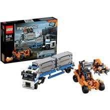 LEGO City Container Yard - 42062 Best Price, Cheapest Prices