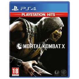 Mortal Kombat X PS4 Hits Game Best Price, Cheapest Prices