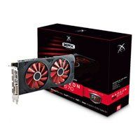 8GB XFX Radeon RX 570 RS XXX Edition, 14nm Polaris, 2048 Streams, 1328MHz Boost, 8000MHz GDDR5, DP/HDMI/DVI-D Best Price, Cheapest Prices