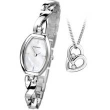 Sekonda Ladies' Silver Pendant and Watch Set Best Price, Cheapest Prices