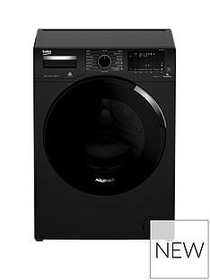 Beko AquaTech WY940P44EB 9kg Load, 1400rpm Spin Washing Machine Best Price, Cheapest Prices
