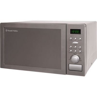 Russell Hobbs RHM2574 25 Litre Combination Microwave Oven - Stainless Steel Best Price, Cheapest Prices