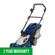 Spear & Jackson 34cm Corded Rotary Lawnmower - 1300W Best Price, Cheapest Prices