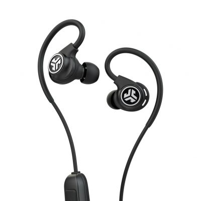 JLAB Fit In-Ear Sport Wireless Headphones - Black Best Price, Cheapest Prices
