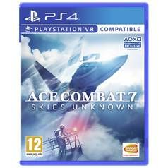 Ace Combat 7: Skies Unknown PS4 Game