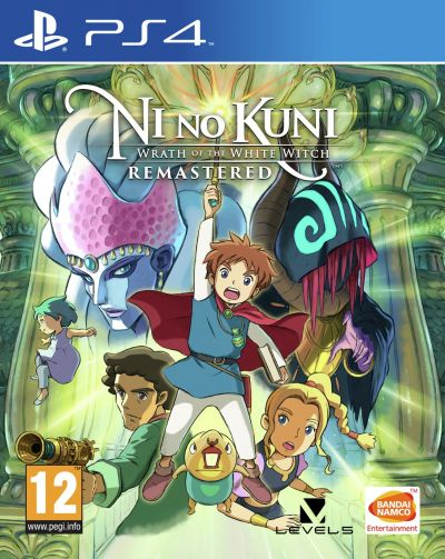 Ni No Kuni: White Witch PS4 Pre-Order Game Best Price, Cheapest Prices