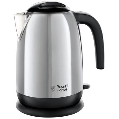 Russell Hobbs Adventure 23911 Kettle - Polished Stainless Steel Best Price, Cheapest Prices
